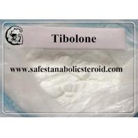 Quality Livial / Tibofem / Tibolone Raw Steroid Powders Acetate Synthetic Estrogenic for Anti Aging for sale