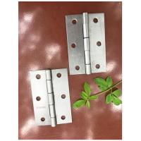 Light Weight Heavy Door Hinges Safety Easy Installation Corrosion Resistant