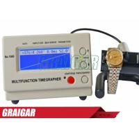 Quality 17.2 cm Mechanical Watch Timing Machine Multifunction Timegrapher No.1000 for sale