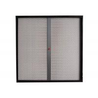 Quality H13 - H14 HEPA Filter With DOP Port For GMP Workshop / Clean Room Air Filter for sale