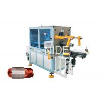 Buy Horizontal Stator Winding Inserting Machine With Wedge Feeding Mode at wholesale prices