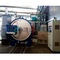 China Ti Alloy Heat Treating Process  Vacuum Furnace for Quenching Tempering Annealing and Aging Treatment for sale
