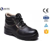 """Quality Exposed EUR 43"""" Steel Toe Cap Boots Electrical Hazard Osha Soft Insole Antistastic for sale"""