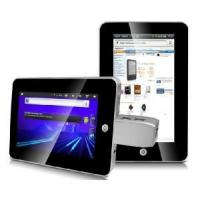 Quality Google Android 2.3 Tablet PC with 7 Inch Touch Screen, Infotm X210 1GHz + WiFi + Camera for sale