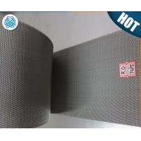 Quality 152*24  Stainless Steel 304 Reverse twill Dutch weave Wire Mesh for  Filtration for sale