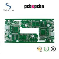 Buy Multilayer pcb design , multilayer pcb manufacturing 620*813 mm Max unit size at wholesale prices