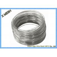 Buy cheap Hot Dipped Galvanized Galvanized Binding Wire , Mild Steel Wire 25 Kgs Coil from wholesalers