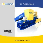 Quality High Quality Horizontal Waste Cardboard Baling Machine for sale