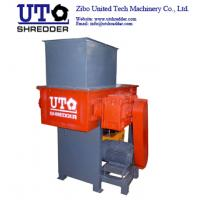 Quality Single Shaft  Shredder S2260 automatic Plastic, tire, wood, metal, cable shredding machine crusher for sale