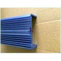 Quality 6063 T5 Structural Extruded Aluminum Shutter Fence Slats For Building Decoration for sale