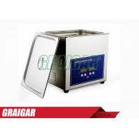 Buy PS - D40A 40 Khz Glass Ware Laboratory Ultrasonic Cleaner Portable at wholesale prices