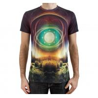 china oem service t shirts all over print t shirts fashion design sublimation t shirt custom printed t shirt for men for sale