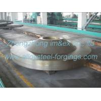 Quality OEM 250 Ton Hot Heavy Steel Forgings , Forged Disc For Shipbuilding JB/T 5000.15-1998 for sale