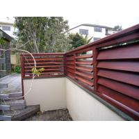 Quality Composit WPC Fence/Railing/W.P.C Production Line/Price for Wpc Railing(RMD-F05) for sale