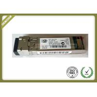 LC Connector Fiber SFP Module 10G Datarate For 10km Transmission for sale
