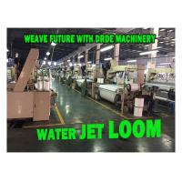 Quality Dobby Weaving Water Jet Loom Weaving Machine 7.5 Feet Wide Application for sale
