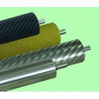 Quality Custom Made Precision Scroll Rollers For Leather Industry for sale