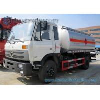 Quality Multifunctional 180hp 10m3 4x2 Carbon Steel Tanker Truck Dongfeng Truck for sale