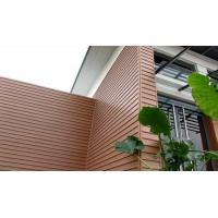 Quality Composite wood decking wall panel/composite board/Exterior WPC Wall Cladding for sale