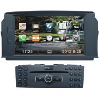 Quality Digital Car DVD Systems with Radio RDS for Mercedes Benz C200 BNZ-7804GD for sale