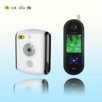 Quality 2.4GHZ Digital Colour Video Intercom Doorbell Li-ion Battery Operated for sale