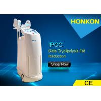 China HONKON Cryolipolysis Fat Freeze Slimming Machine/Infrared Slimming Machine/Ultrasonic Fat Removal Equipment on sale