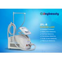 Quality 1064nm 532nm 755nm Nd Yag Laser Tattoo Removal Machine With Korea Treatment Head for sale