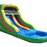 Quality 2016 hot sell 14ft  Inflatable water slide for  Commercial Use with warranty 24months for sale