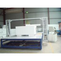 CE Identified Full Automatic Foam Cutting Line with Multiwire Cutter from EPS shape Cutting Machine Manufacturer for sale