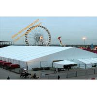 Buy cheap White Construction Tent Large Aluminum Structure Waterproof Exhibition Event from wholesalers