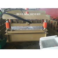 Quality Building Material 800 Aluminum Roof Glazed Tile Making Machine Floor Sheet for sale