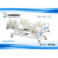 Quality Three Functions Electric Care Bed For America California Cancer Hospital for sale
