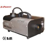 Buy Commercial Stage Fog Machine 900W CE/ROHS Approved Wire Wireless Control For TV Studios   X-06 at wholesale prices