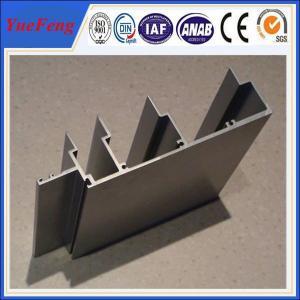 Buy New! powder coated aluminium extruded profiles aluminium curtain wall manufactur at wholesale prices