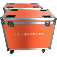 Quality Audio Equipment Standard Rack Flight Case , Waterproof Shockproof For Claves for sale