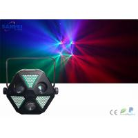 Quality 30W LED Stage Light 3 Eyes RGBW 4in1 LED Moving Head Beam Light for Bar or KTV for sale