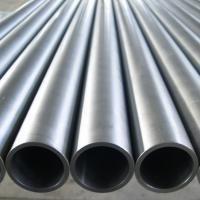 China Large Diameter 1.5mm Steel Pipe Temper HO Cold Rolled Steel Tube With 0.03% Si on sale