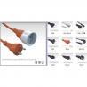 European VDE Power cords for sale