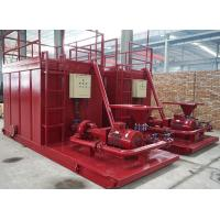 mud mixing system