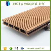 Quality HEYA non-slip wpc decking wood plastic composite fence panels for sale