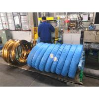 Quality Moisture Proof Coil Wrapping Machine With High Production Efficiency for sale