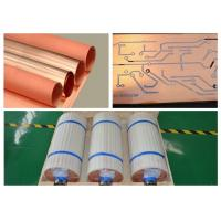 Quality Standard Width Copper Sheet Roll 12um Thickness With Good Etching Resist Adhesion for sale