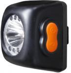 Quality Led Hard Hat Miners Helmet Light , Safe High Standard Cordless Mining Lights for sale