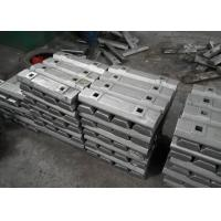 Quality Pearlitic Cr-Mo Alloy Steel Castings Wedge Bars Hardness HRC35-41 for sale