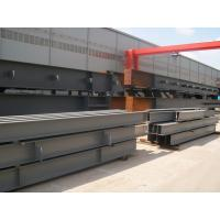 Structure Recycled Rolled Steel H Beam with Wide Flange Q235B for sale