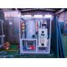 Small Portable Transformer Oil Filtration Machine Bangladesh for sale
