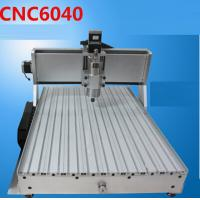 Quality Mini 6040 CNC engraving machine (1.5KW spindle+2.2KW VFD+4 axis+Tailstock) for sale