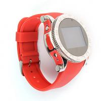 Quality Multi Colors Dual Sim Standby GSM Wrist Watch Phone for Lady, girls for sale