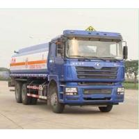 Quality 6×4 Drive Mode Used Oil Tanker 18 M3 Volume With Air Conditioner 78 Km/H Max Speed for sale