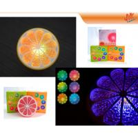 Quality Waterproof mini colorful orange light, portable Led Book Lamp, Led Night Lamp for sale